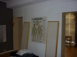 La salle de Zen Shiatsu