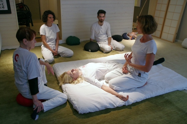 Formation zen shiatsu Bordeaux